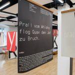 """26 Buchstaben im """"Swiss Style"""". Eine Ausstellung im Literaturhaus lädt vom 10. bis 17. Juni zu kurzweiligen Abenteuern mit der Schweizer Schriftkunst ein."""