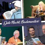 """""""Schriftsteller live im Hotel"""" mit Gute-Nacht-Geschichte und öffentlichen Lesungen ab September in Badenweiler."""