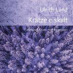 Demnächst neu: Krätze eiskalt. Finnland-Krimi mit Rezepten von Ulrich Land.