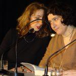 """""""Die Beschreibung von Menschen, die niemanden außer mich interessieren."""" Im Rahmen des Freiburger Literaturgesprächs sprach Maria Stepanova mit Übersetzerin Olga Radetzkaja über """"Nach dem Gedächtnis""""."""