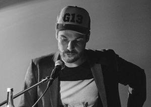 Lyrik ist Happening: Max Czollek @ Literaturhaus