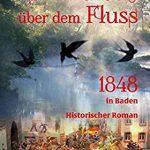 """Lesung und Lieder: """"Schwalben über dem Fluss"""" von Ulrike Halbe-Bauer thematisiert die Aufbruchstimmung vor 170 Jahren und Roland Burkhart singt die revolutionären Lieder der Zeit."""