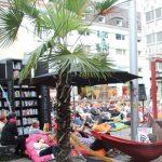 """Die Sprachenvielfalt in Freiburg ist das Thema des """"Integrationslesetages"""" am 26. Juli in der Stadtbibliothek. Das SprachCafé Deutsch stellt sich vor, und auf der Bühne dürfen alle Nationalitäten zu Wort kommen."""