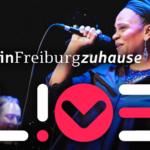 #InFreiburgzuhause:  Landingpage mit eingebettetem YouTube-Kanal bringt kulturelle Veranstaltungen live aus Freiburger Kultur- und Spielstätten in die Wohnzimmer.