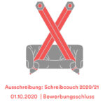 """Das Literaturhaus Freiburg lädt schreibbegeisterte Jugendliche ein, sich für das Jahresprojekt """"Schreibcouch – Textwerkstatt für Jugendliche ab 13 Jahren"""" zu bewerben. Einsendeschluss: Donnerstag, 01.10.2020."""