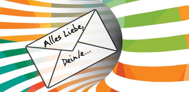 Digitale Schreibwerkstatt zum Briefe-Projekt des Stadtjubiläums am 17. April.