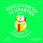 """Das Gütesiegel """"Ausgezeichneter Lesepartner für Kinder- und Jugendliteratur in Baden-Württemberg 2021"""" geht an 30 Buchhandlungen, darunter auch die Buchhandlung Rombach in Freiburg."""