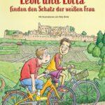 """Frisch erschienen: Renate Klöppels Kinderkrimi """"Leon und Lotta finden den Schatz der weißen Frau"""" erzählt eine spannende Geschichte rund um die Hochburg bei Emmendingen."""
