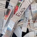 Neu an der Jugendkunstschule: Blackouttexte, Wörterzauber. Unter der Leitung von Sylvia Schmieder Lyrik und Kurztexte schreiben. Für Jugendliche ab 12, ab dem 6. Oktober.